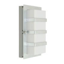 Boden Wall Lantern - Galvanised