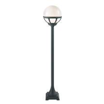 Bologna Pillar Lantern - Black