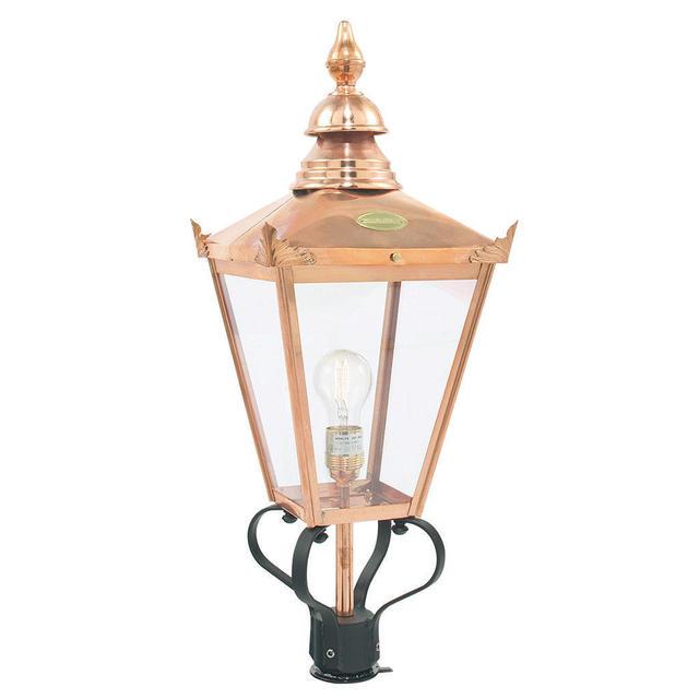 Buy Chelsea Grande Outdoor Pedestal Lanterns By Norlys