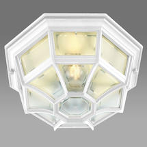 Latina Porch light - White