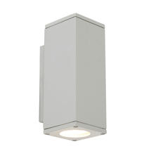 Sandvik Up/Down Wall Light - Aluminium