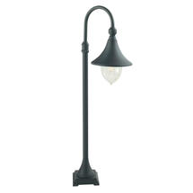 Firenze Pillar Lantern - Black