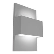 Geneve Up/Down Wall Light - Aluminium