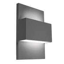 Geneve Up/Down Wall Light - Graphite