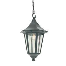 Valencia Hanging Lantern - Black