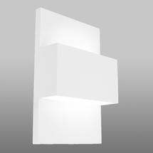 Geneve Up/Down Wall Light - White