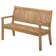 Kingston 133cm Teak Bench