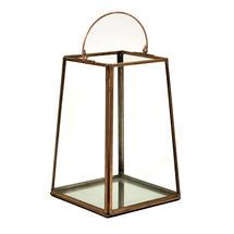 Copper Lantern-Medium