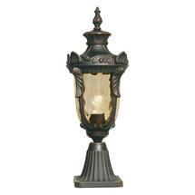 Philadelphia Pedestal Lantern - Old Bronze
