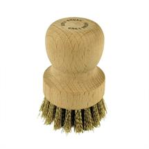 Grill Brush with Brass Bristles
