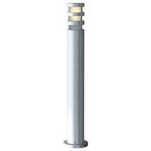 Darwin Outdoor Bollard Light - Aluminium