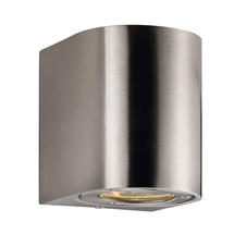 Canto Up/Down Wall Light - Stainless Steel