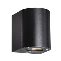 Canto Up/Down Wall Light - Black