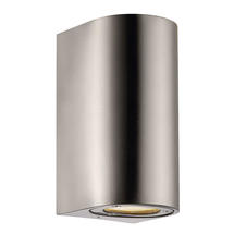 Canto Maxi Wall Light - Stainless Steel