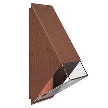 Edge Wall Light - Corten