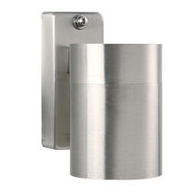 Tin LED Wall Light - Stainless Steel