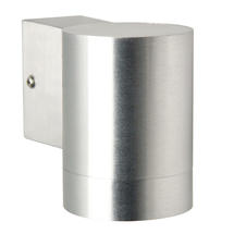 Tin Maxi Wall Light - Aluminium