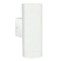 Tin Maxi Up/Down Wall Light - White