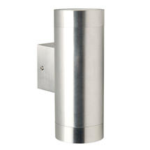Tin Maxi Up/Down Wall Light - Aluminium
