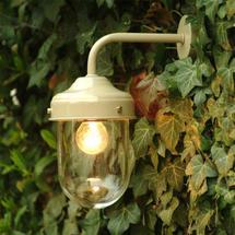 Barn Lamp - Clay