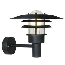 Lonstrup 32 Wall Light - Black