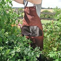 Gardener's Full Apron - Chestnut