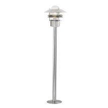 Blokhus Pillar Light - Stainless Steel