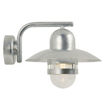 Nibe Wall Light - Galvanised