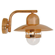 Nibe Wall Light - Copper