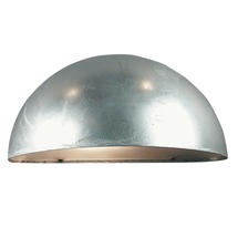 Scorpius Maxi Wall Light - Galvanised