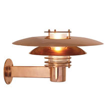 Phoenix Mini Wall Light - Copper