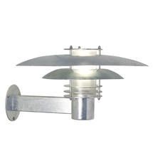 Phoenix Mini Wall Light - Galvanised