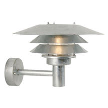 Veno Wall Light - Galvanised