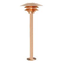 Veno Pillar Light - Copper