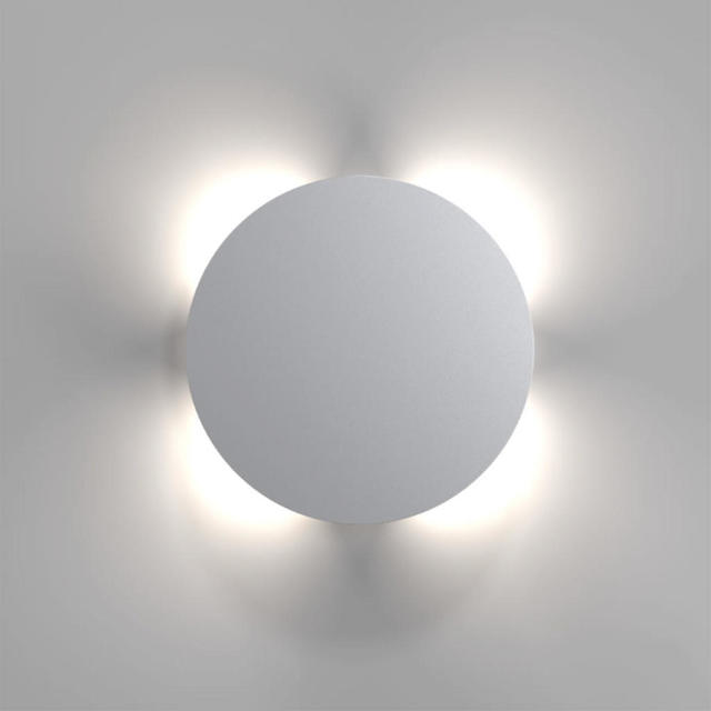 Led Outdoor Disc Lights: Uno Disc LED Outdoor Wall Lighting By Nordlux