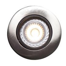 Mixit Pro Ground Light - Brushed Steel