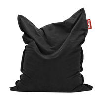 The Original Stonewashed Bean Bag - Black