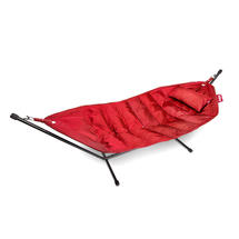 Headdemock Hammock with Pillow - Red