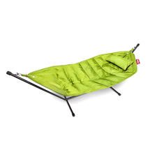 Headdemock Hammock with Pillow - Lime Green