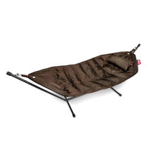 Headdemock Hammock with Pillow - Brown