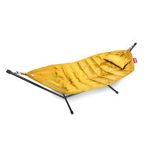 Headdemock Hammock with Pillow - Yellow Ochre