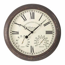 Bickerton Outdoor Clock