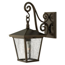 Trellis Wall Lantern - Small