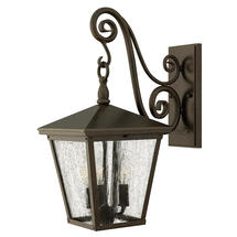 Trellis Wall Lantern - Medium