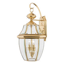 Newbury Wall Lantern - Large