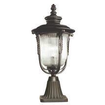 Luverne Pedestal Lantern