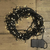 Warm White 200 LED String Lights