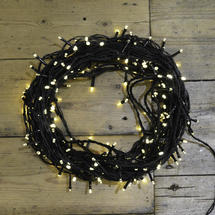 Warm White 300 LED String Lights