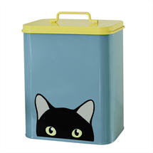 """Doris"" Cat Storage Tin"