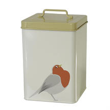 """Brutus"" Robin Storage Tin"